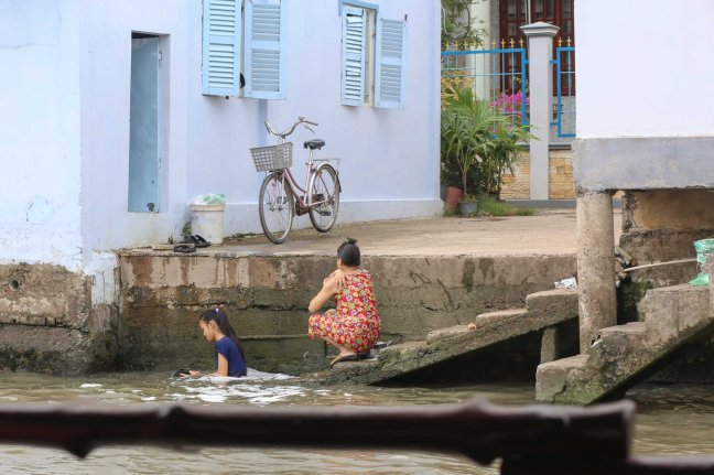 Getting Clean in the Mekong Delta