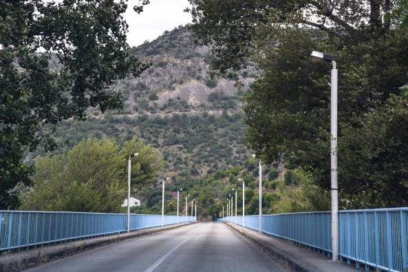 Bridge in Bosnia