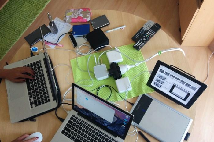 Tech Travel Essentials
