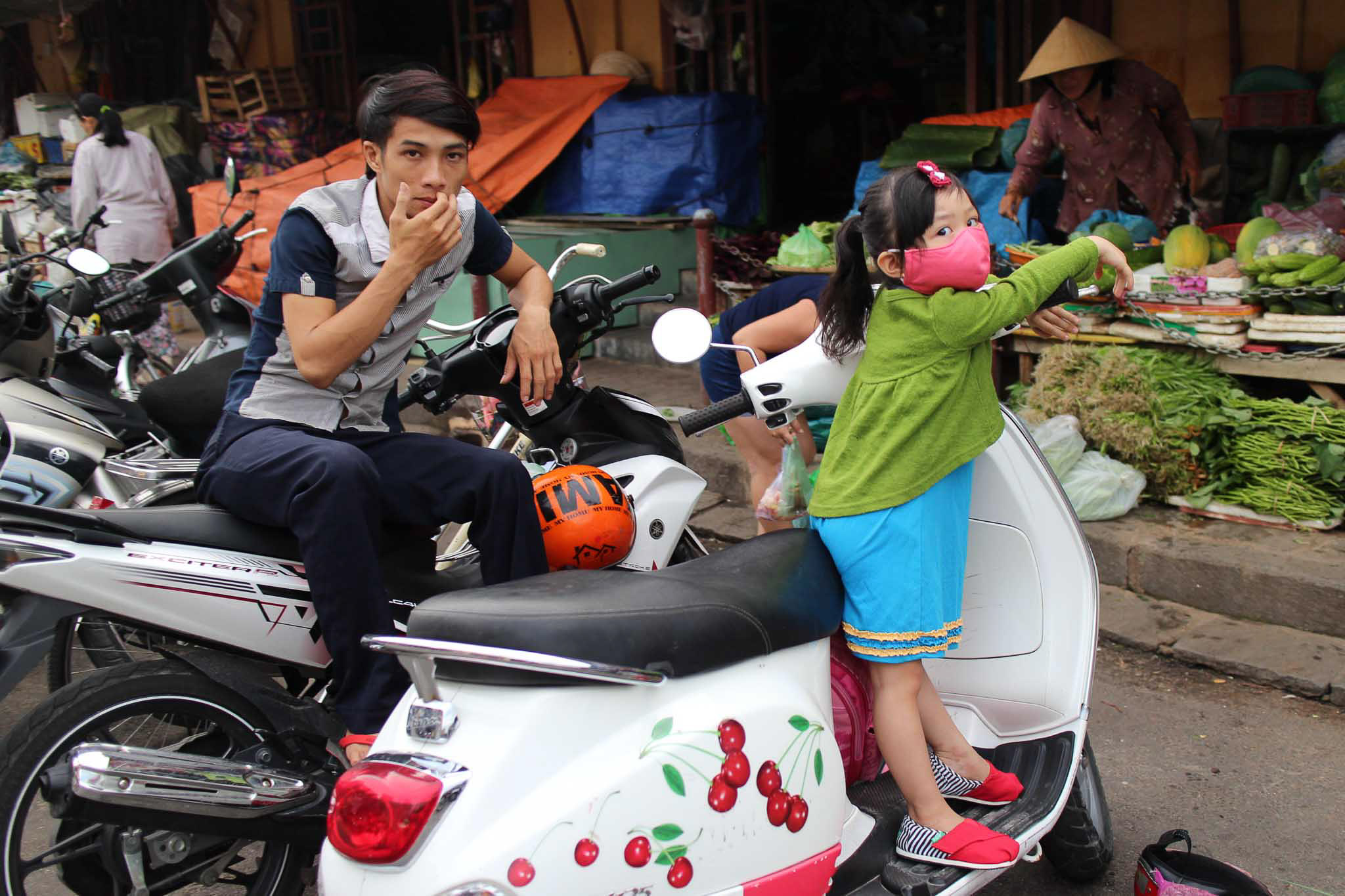 Hoi An People
