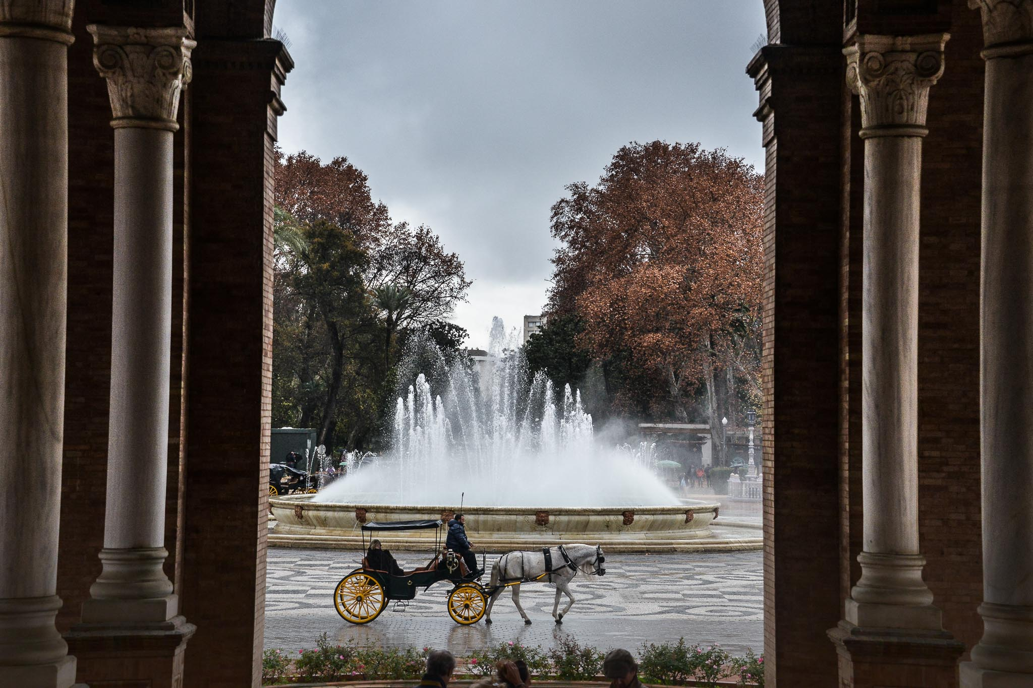 Horse & Carriage, Seville
