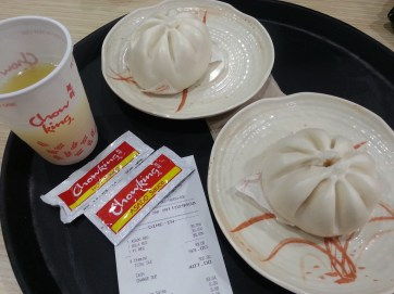 Siopao from Chow King, Philippines