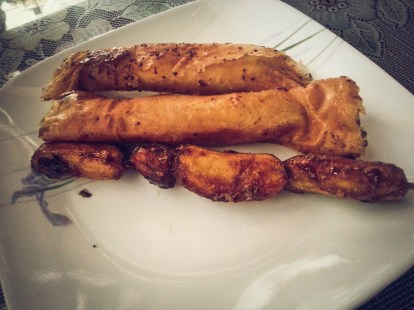 Banana Q and Turon, Philippines