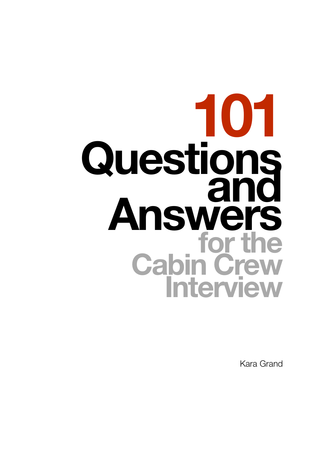5 Simple Steps To Create Your Perfect Cabin Crew Cv
