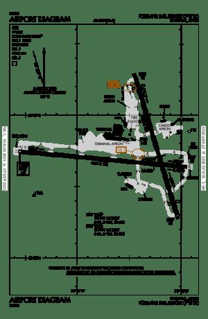 KPWM AIRPORT DIAGRAM (APD) FlightAware