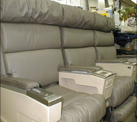 1990s Continental First Class on the Shop Floor, FCMedia
