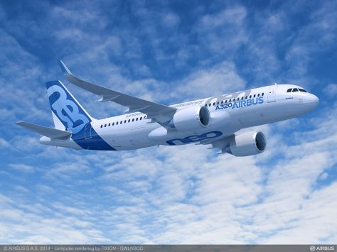 A320neo, Image Airbus