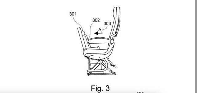 Airbus Baby Seat 3