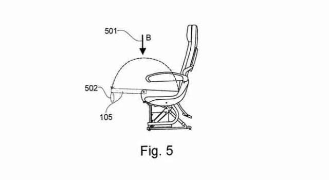 Airbus Baby Seat 5