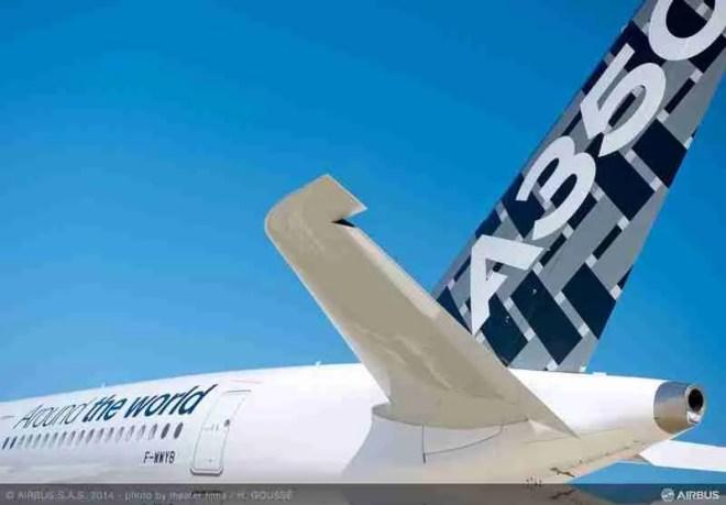A350XWB Tail/Airbus