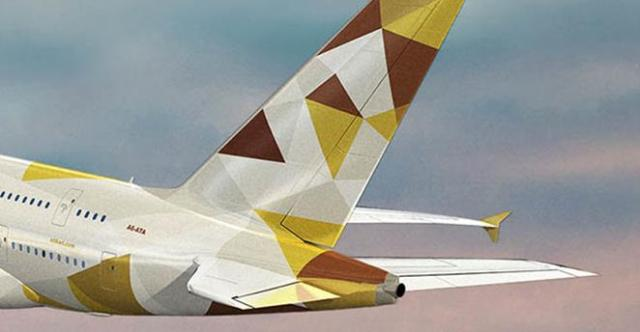 Flight Chic | Etihad Follows Up A380 Livery Show with More