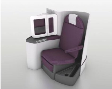Sogerma COMET® Business Class Seat