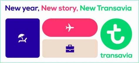 New year, New story, New Transavia banner/Transavia