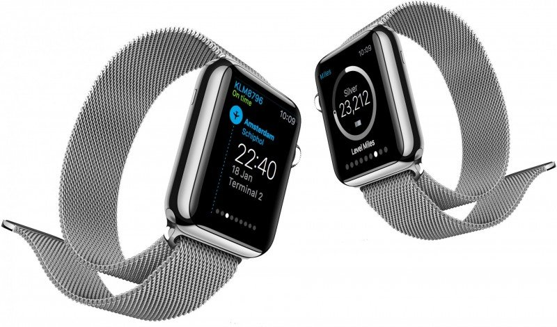The New KLM Apple Watch App Quietly Arrived on my Wrist, and Tickled Me Sky Blue