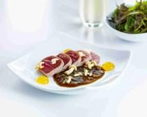 Yellowfin Tuna Tataki (CNW Group/Air Canada)
