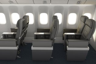 American Airlines New Premium Economy/American Airlines