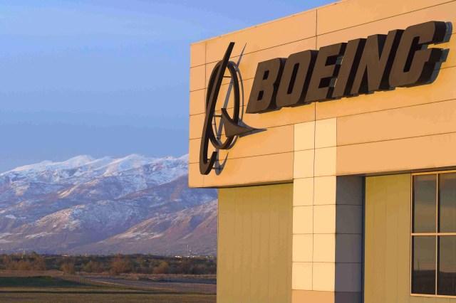 Salt Lake City Boeing Office