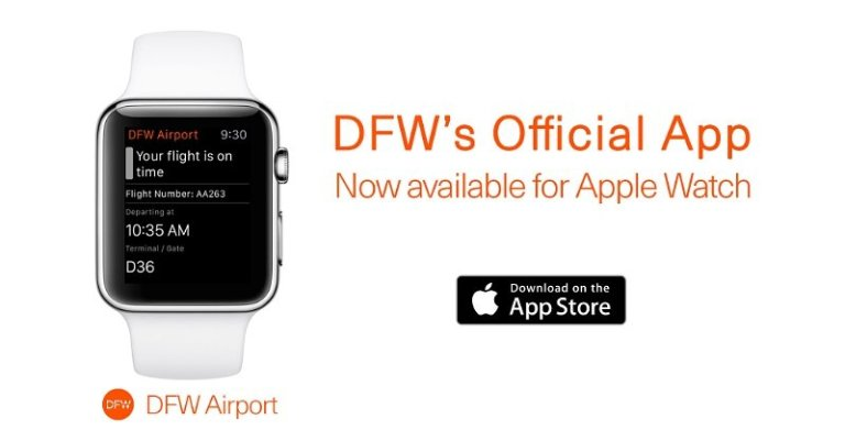 Apple Watch DFW