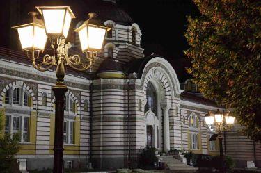 The Sofia Public Mineral Baths, Bin I'm Garten - Own work, Commons