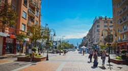 Vitosha Blvd., the main shopping street in the city, Sami C, Commons