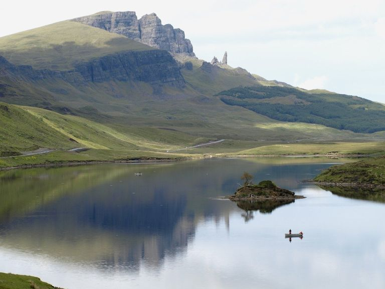 Scotland, Isle of Skye, Public Domain Pixabay