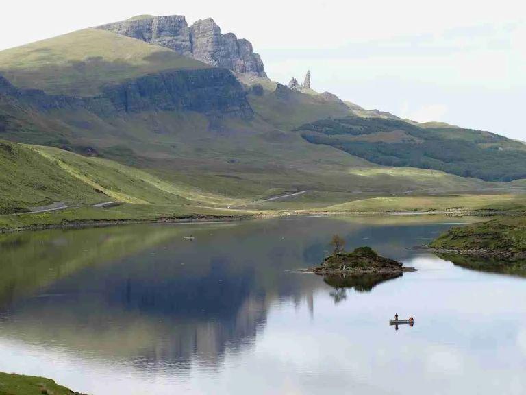 Scotland, Isle of Skye, Public Domain Pixabay