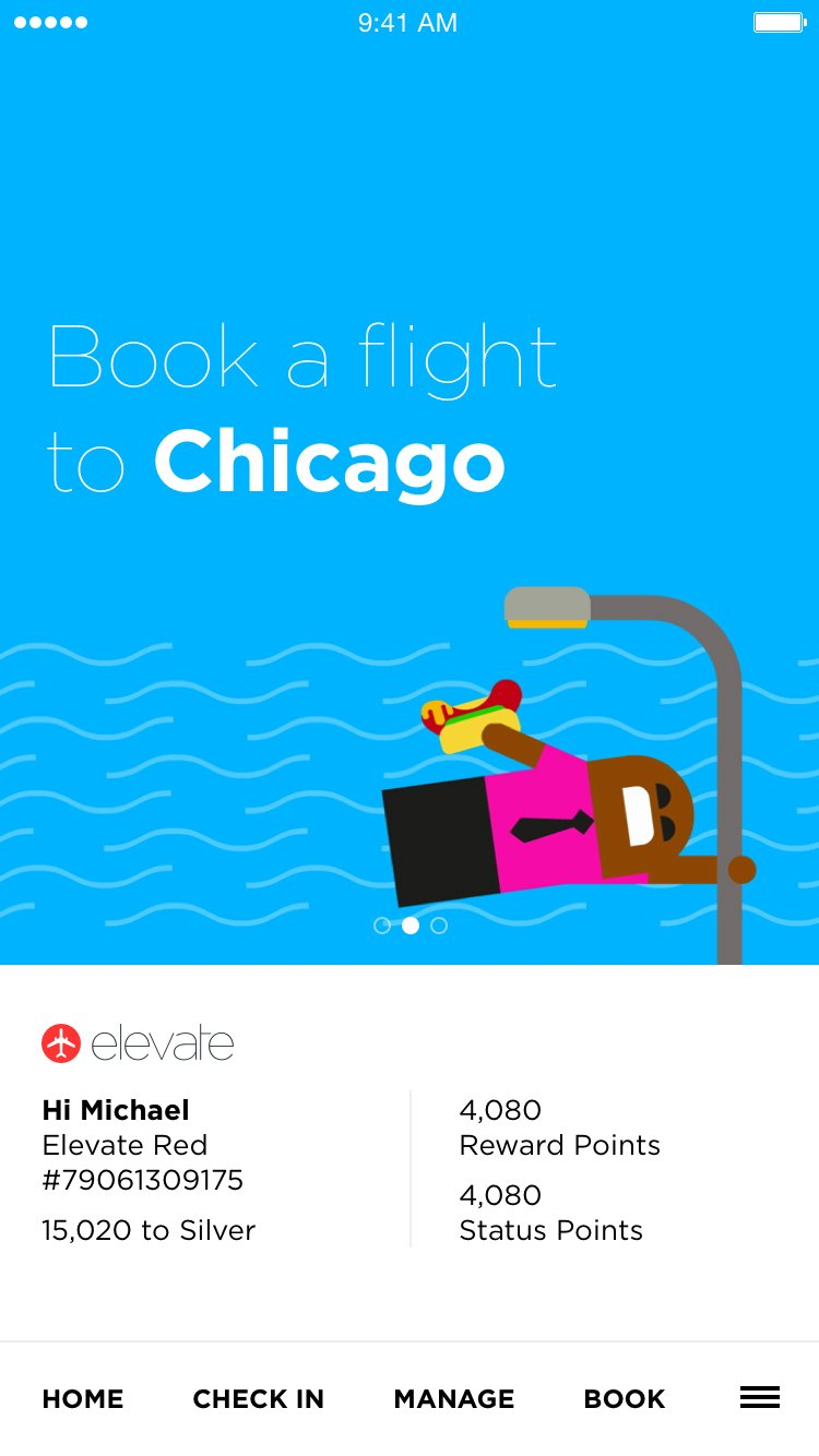 Flight Chic | Virgin America's New App Proves It Is NOT Done Innovating