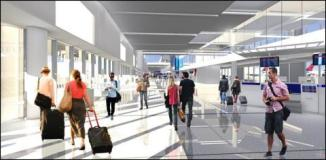 Delta LAX Terminal update rendering, Source: Delta News Hub
