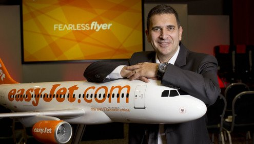 Lawrence Leyton, Phobia Expert for easyJet's Fearless Flyer course