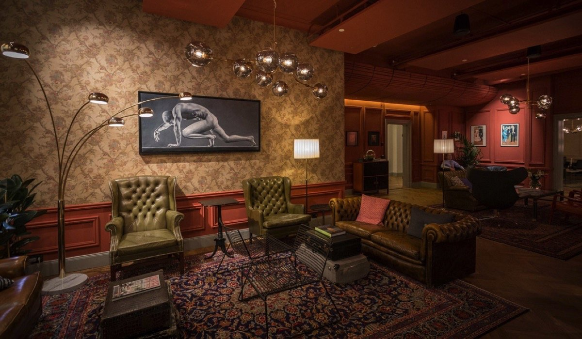 SAS Opens Its Second City Lounge in Stockholm with Posh Private Club Atmosphere