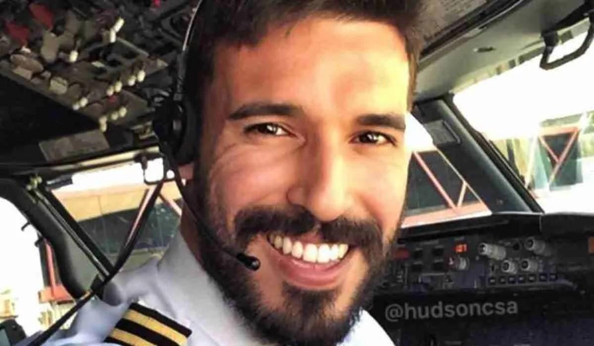 A Pilot's Life: Copilot Hudson Sá