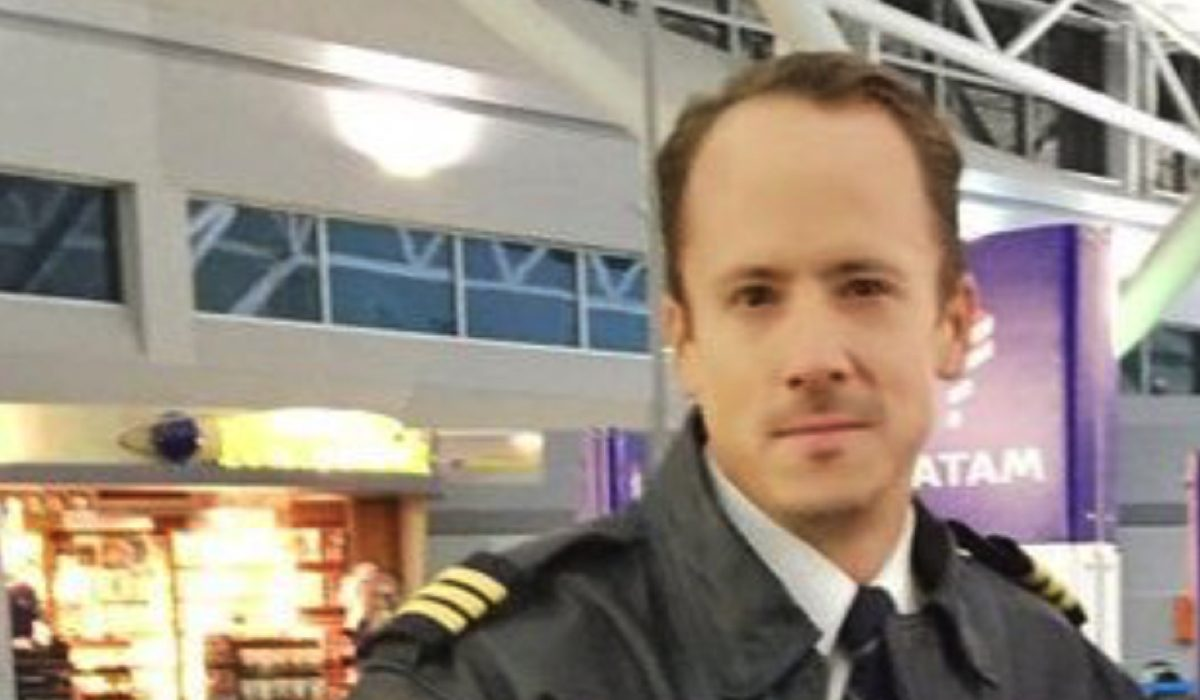 A Pilot's Life: Rick Ruiz