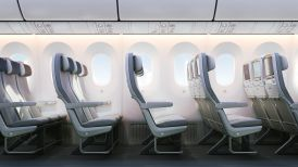 Boeing 787 Seating by LIFT
