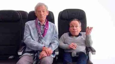 BA/Comic Relief Safety Video Source: British Airways