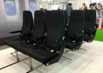 Mirus Aircraft seating at Aircraft Interiors Expo Hamburg, 2015 © FCMedia/Flight Chic