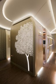 Emirates First Class 777