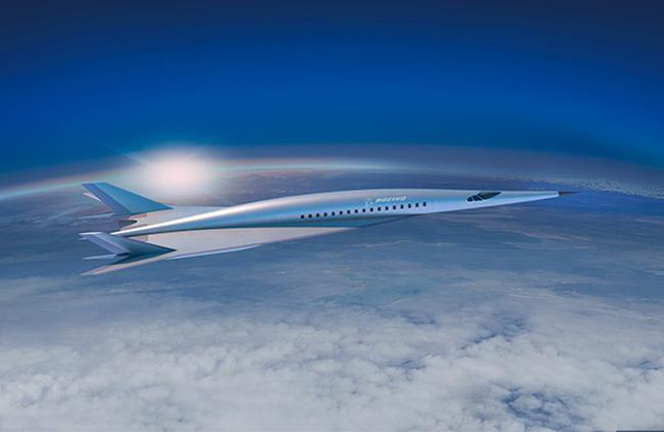 Report Casts Doubt On Viability Of Supersonic Airline Service