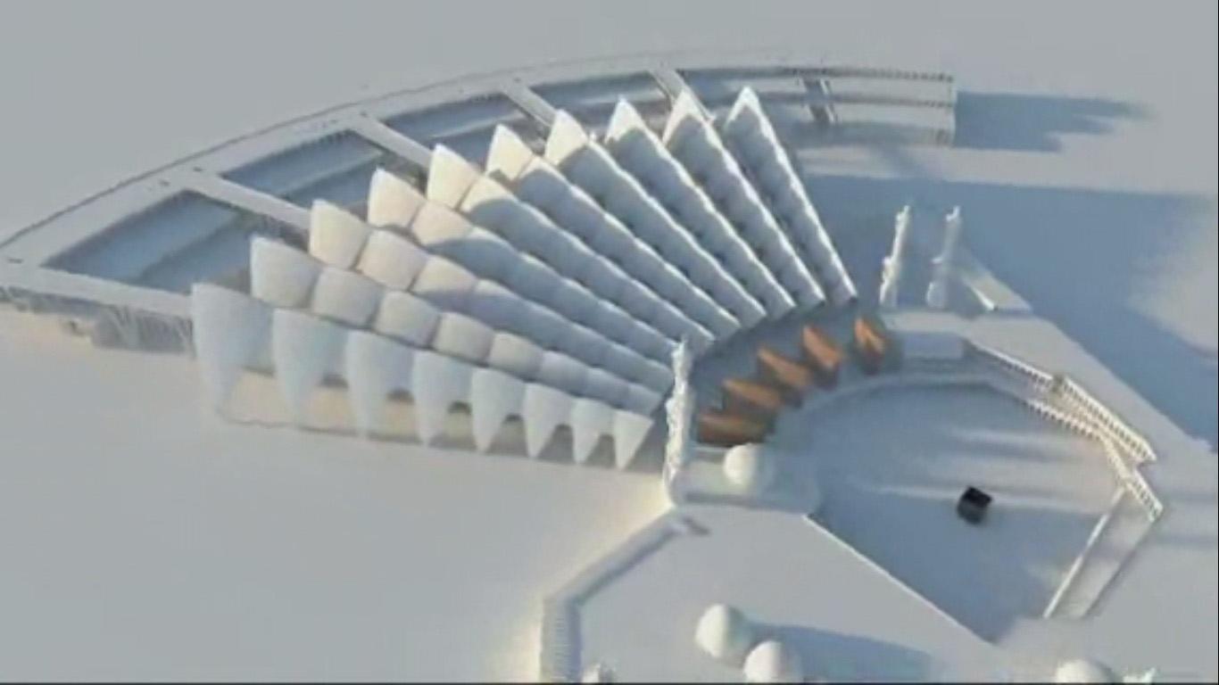 Makkah's Grand Mosque expansion