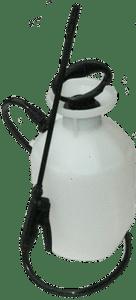 A small pressure spreyer.