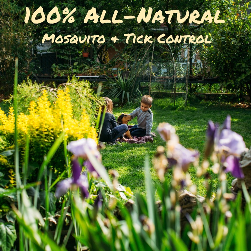 Stop the Bites - All Natural Mosquito & Tick Control