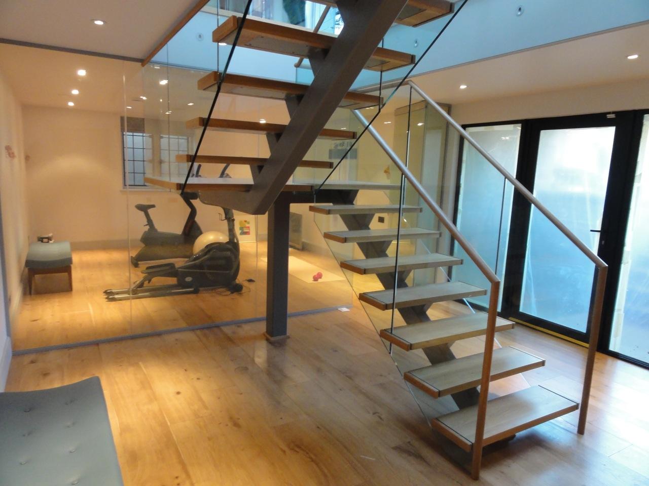 Spinal Staircase Sussex F L I G H T D E S I G N
