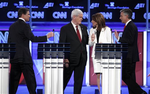 Last night's national-security debate: A roundup