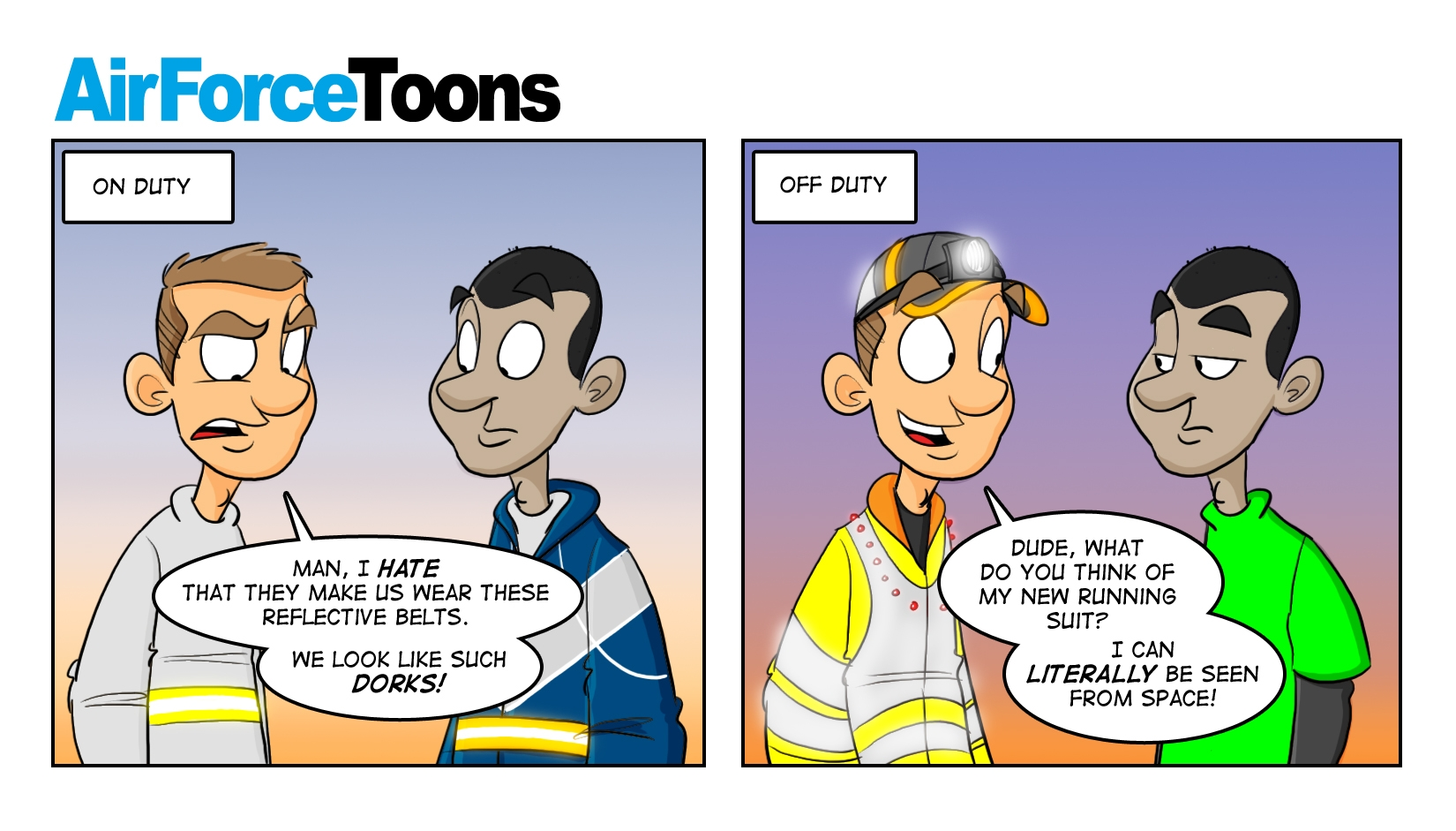 Air Force Times Dec 2 Issue Comic