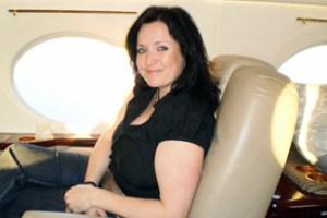 Julie Black, Chapman Freeborn Air Charter Broker