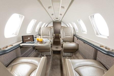 Desert Jet Charter Citation Encore