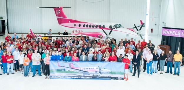 Wheels Up King Air Charter