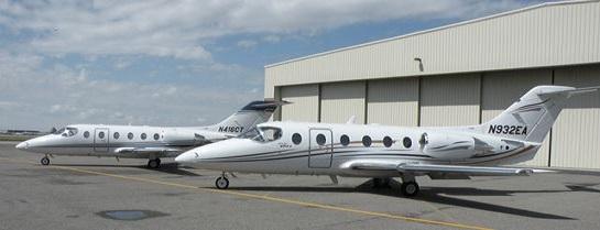 Charter Beechjet 400