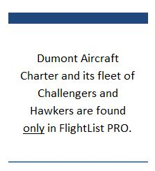 Challenger Hawker Charters