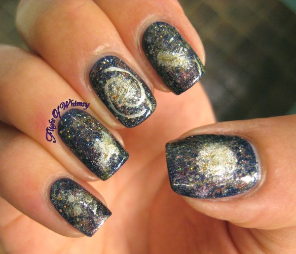 Day 19: Galaxies (Galaxies) | Flight Of Whimsy