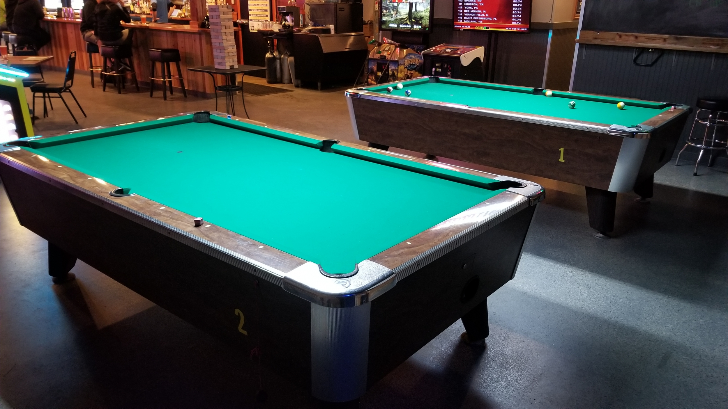 Flight Path Pool Tables
